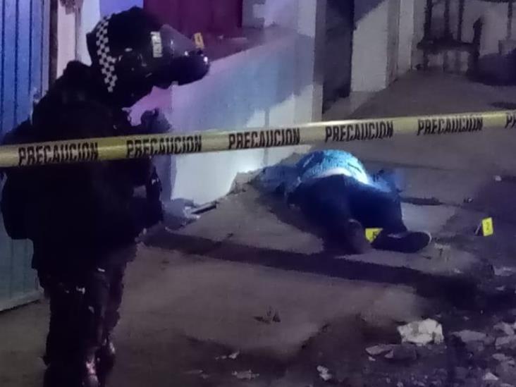 Identifican a ejecutado en Las Trancas, en Xalapa