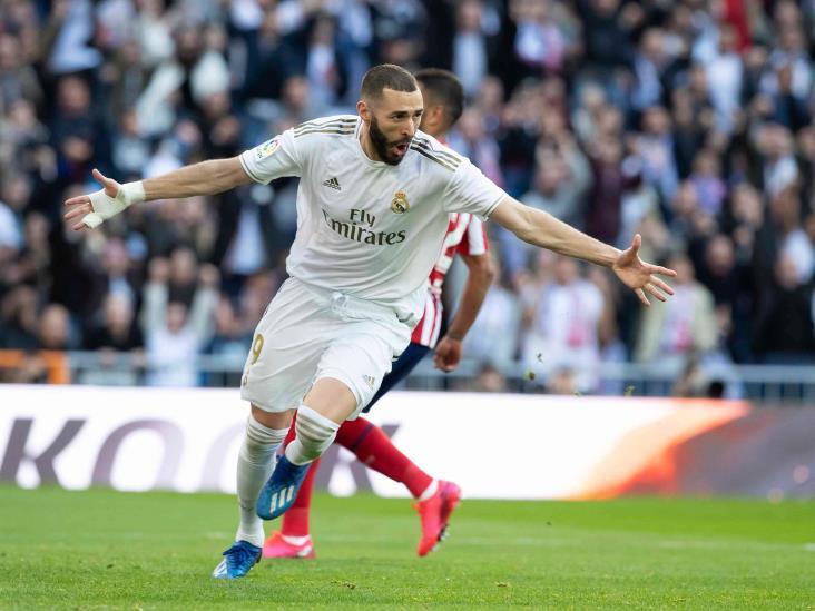 Con triunfo en el Derbi, afianza el Real Madrid su liderato