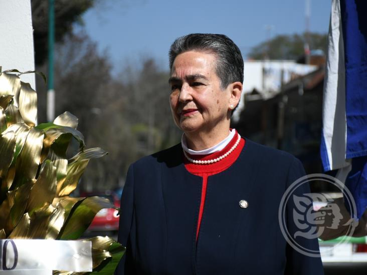 Advierte Gloria Sánchez de sabotaje externo a Morena