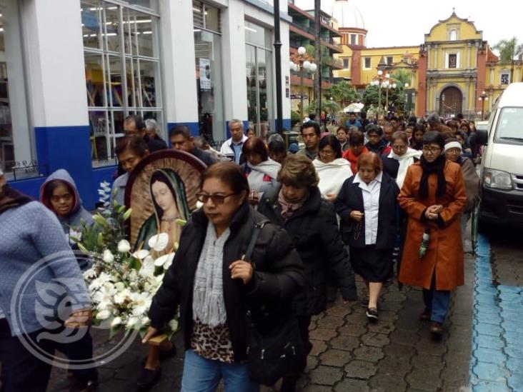 Ante tiempos difíciles, piden católicos de Orizaba por la paz