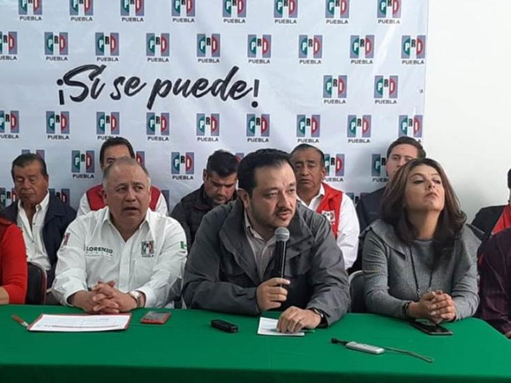 Designan a Américo Zúñiga para conducir renovación de dirigencia del PRI-Puebla