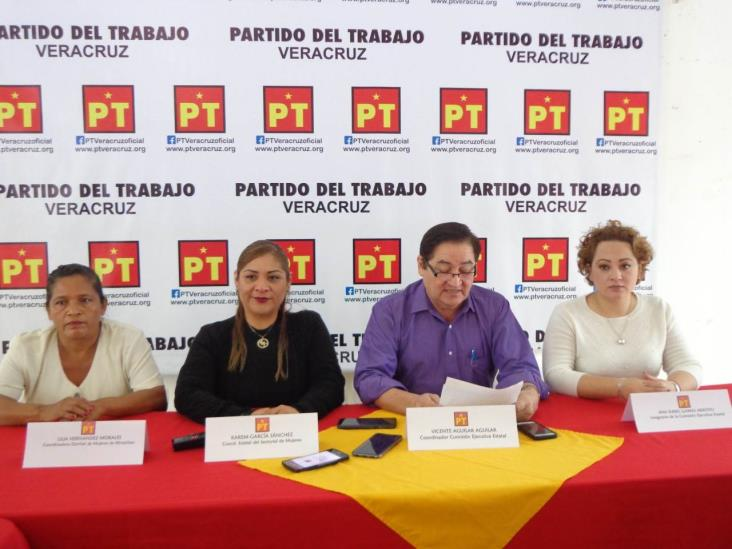 Incorporación de Veracruz a Insabi lo beneficiará: PT