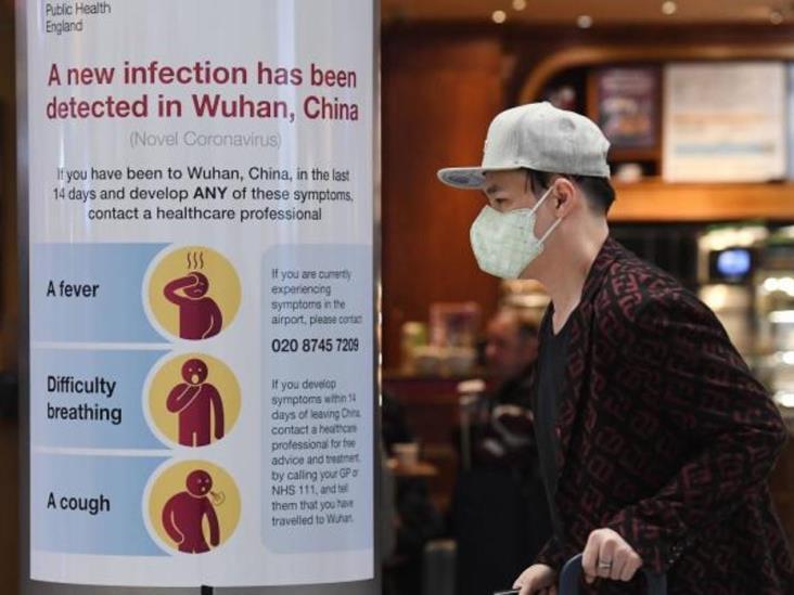 OMS: Nuevo coronavirus no es pandemia