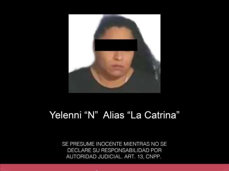 Cae La Catrina, una líder del CJNG en Las Choapas