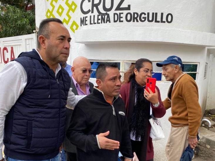 Fernando , primer indígena en salir de prisión con 'Veracruzano Inocente'