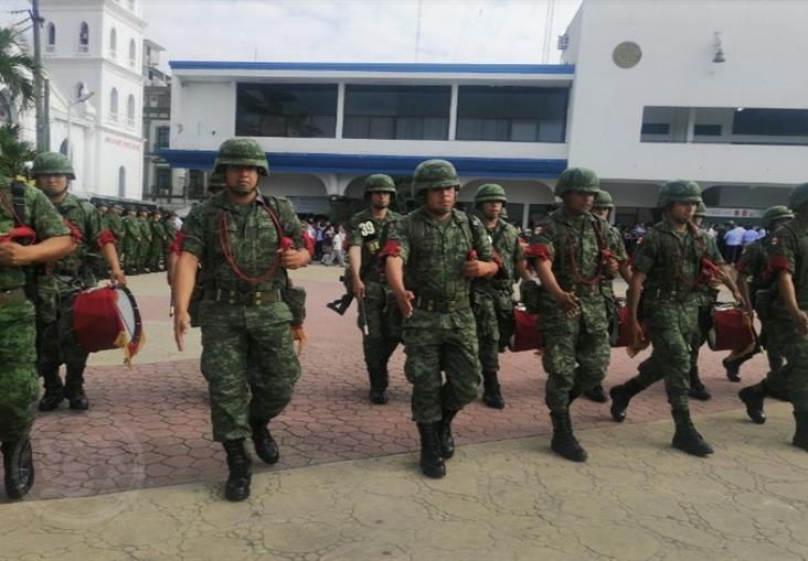 Sedena reporta muerte de 107 militares por coronavirus