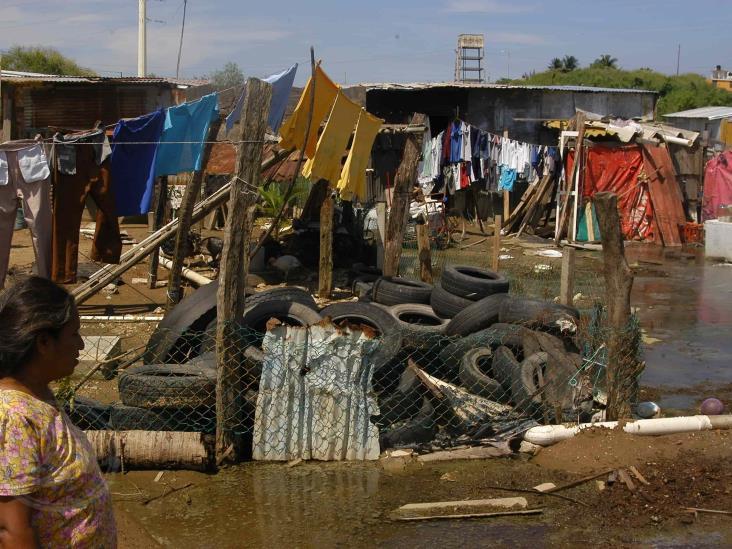 Veracruz, entre entidades con estancamiento en desarrollo social