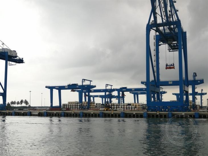 Acéfala, Administración Portuaria Integral Tuxpan