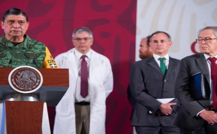 Proporcionará Plan DN-III 3 mil camas para pacientes con coronavirus