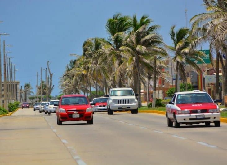 Días cálidos en Veracruz; lluvias fin de semana
