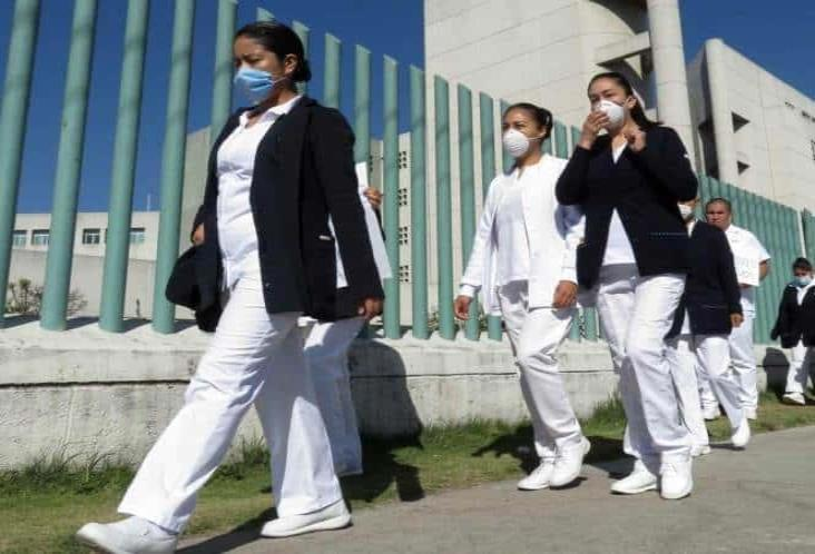 Proponen cárcel a quien agreda a personal de Salud en Veracruz