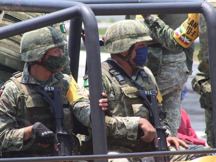 Defensa Nacional pide a choapenses que se queden en casa