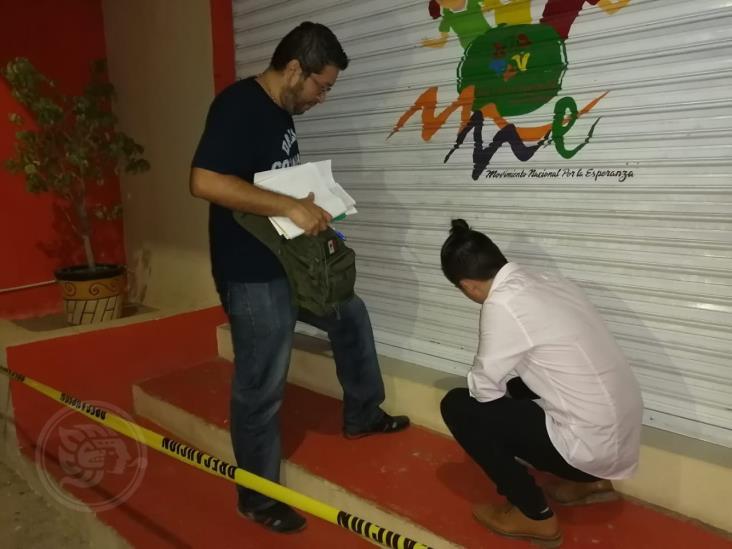 Desmienten vecinos acusaciones de SSPE contra fundación en Acayucan