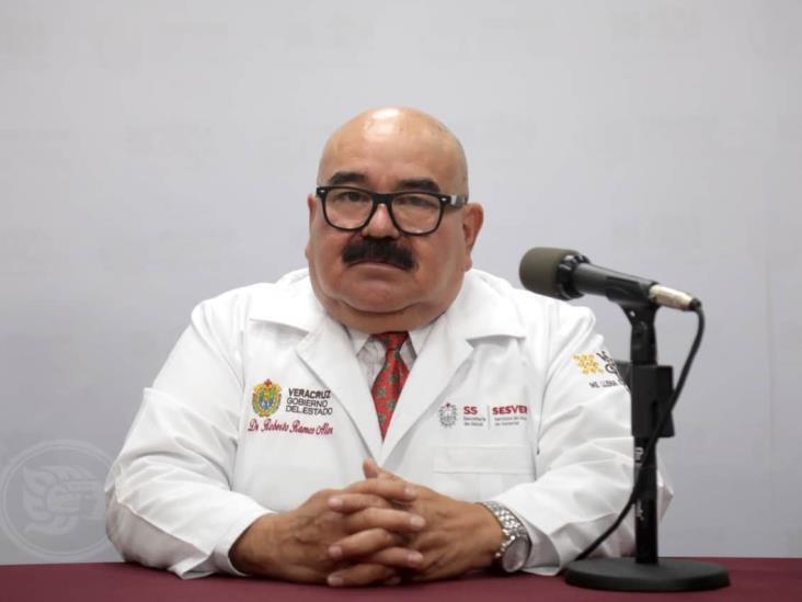 Ramos Alor pide a veracruzanos no confiarse; urgente aplanar la curva