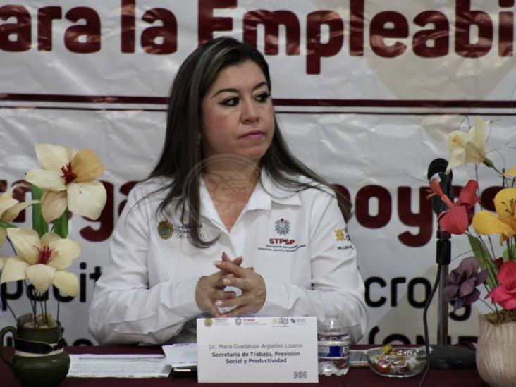 Tras detención de hijo, renuncia Guadalupe Argüelles a STPSP
