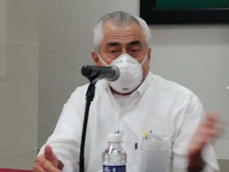 Alcalde de Minatitlán, en home office por percance doméstico