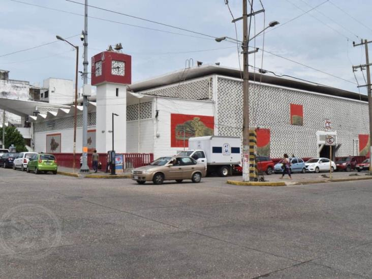 Pega fuerte COVID-19 en el Mercado Coatzacoalcos; se lleva a cinco comerciantes