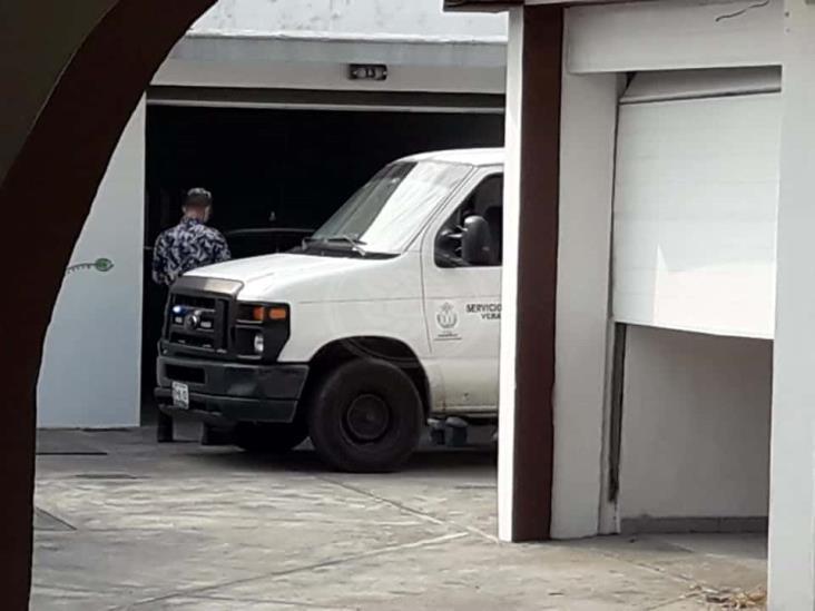 Hombre muere de un infarto al interior de motel en Veracruz