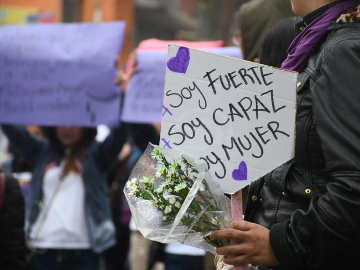 Piden feministas a gobierno de Veracruz cumplir con compromiso