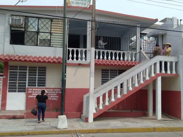 Están detenidas las investigaciones penales, por el coronavirus en Cosoleacaque