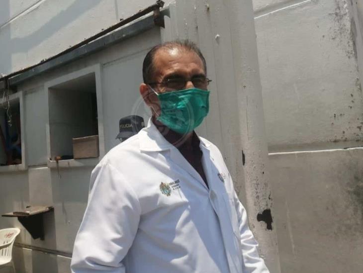 Aislado el subdirector médico del Hospital Regional VGF