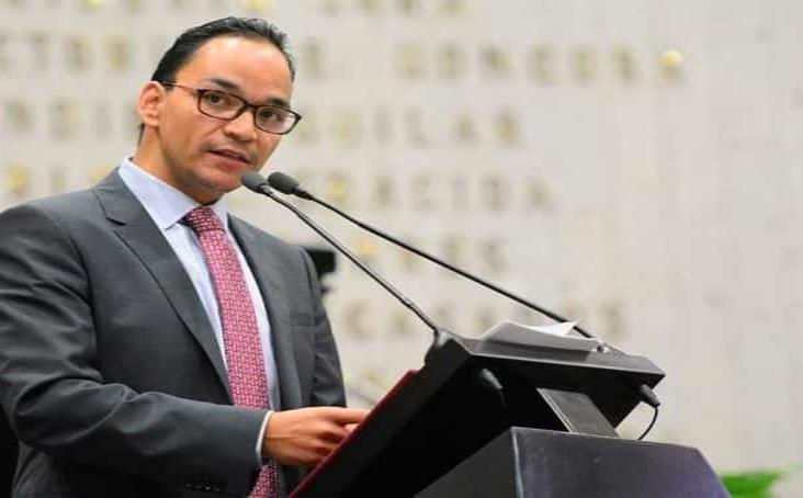 Anuncia PAN exclusión del diputado Rodrigo García Escalante