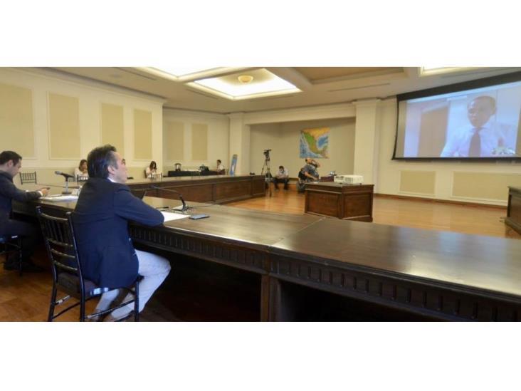 Plantea CGJ junto a Conago y Hacienda estrategias de reactivación económica