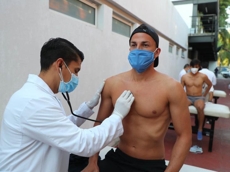 Envían protocolo sanitario a equipos de Liga MX