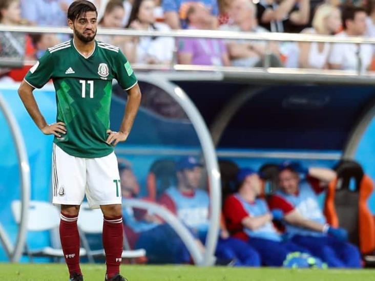 Carlos Vela no jugará en el regreso de la MLS