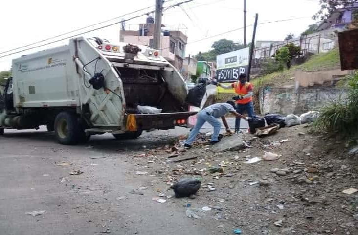 Poza Rica tirará basura en Papantla sólo dos días, revira alcalde