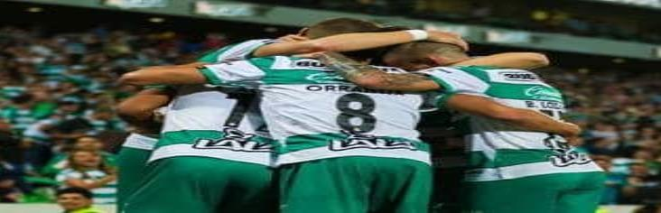 Santos Laguna reporta ocho jugadores con coronavirus