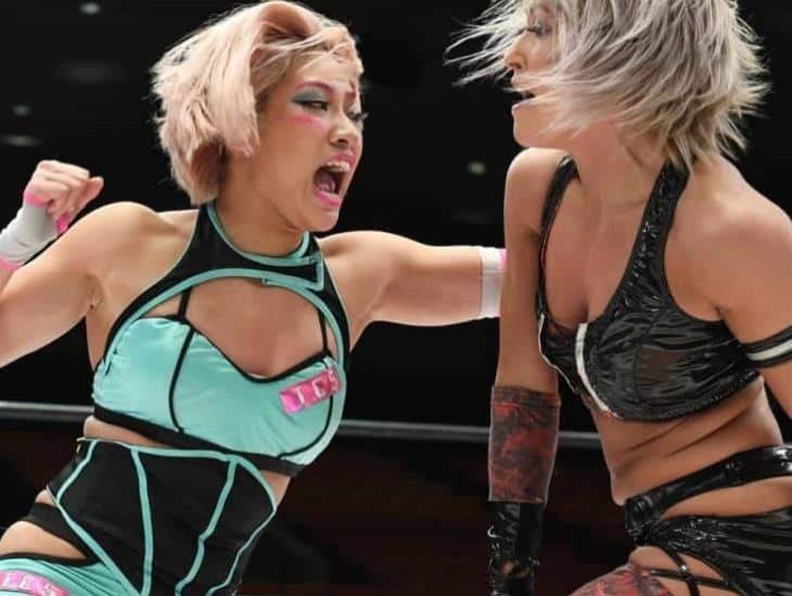 Hana Kimura, luchadora de WWE se suicida por ciberacoso