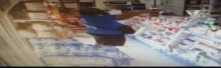 Captan a violento ladrón que asalto dos farmacias en Veracruz