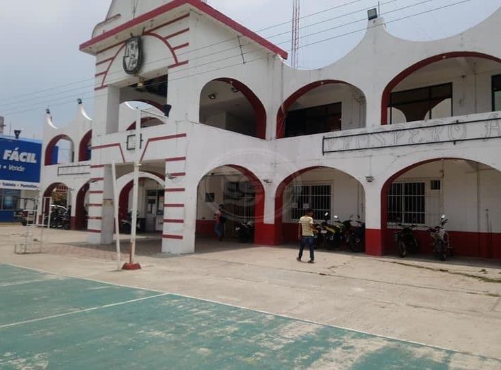 No hay fecha para reactivación de servicios en el Palacio de Las Choapas