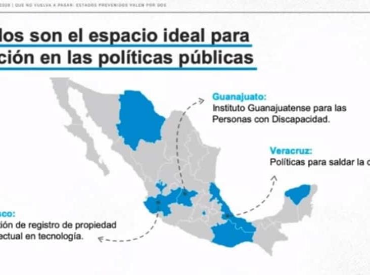 Reconoce IMCO políticas innovadoras de Cuitláhuac para saldar deuda