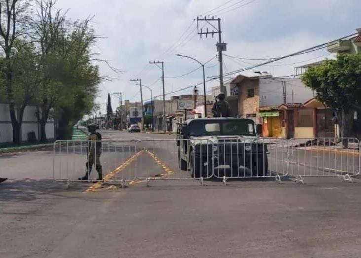 Ejército blinda refinería en Salamanca tras posibles amenazas del 'Marro'