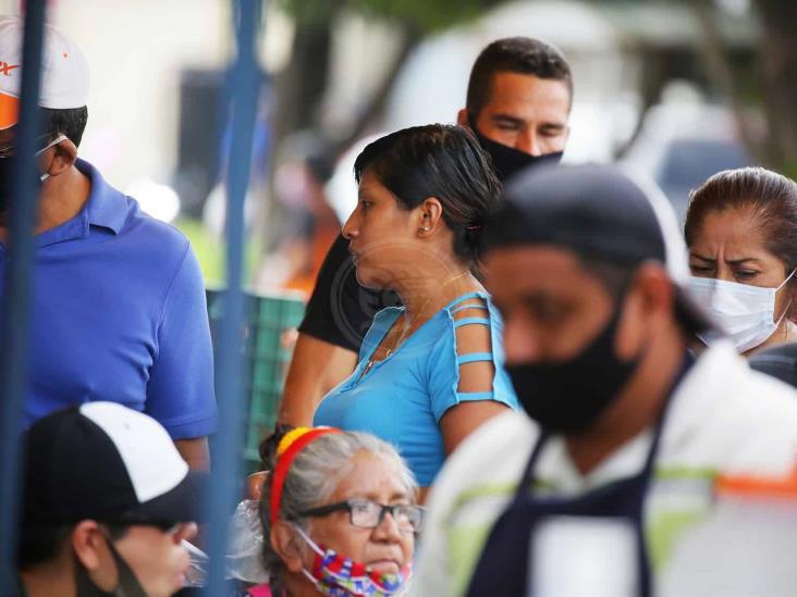 En abril COVID-19 repunta en Veracruz, mas no suben defunciones con relación a 2019