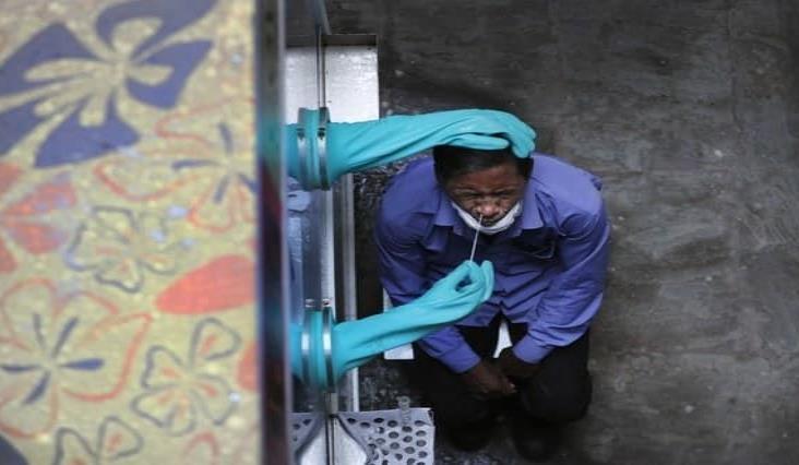 Se convierte India en el tercer país con más casos de Covid-19