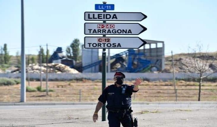 Preocupa a España rebrote de coronavirus en Cataluña
