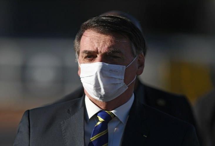 Jair Bolsonaro tiene síntomas de Covid-19
