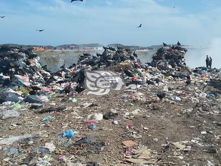 Semarnat licita proyecto de APP para residuos en Coatza, Cosolea y Mina