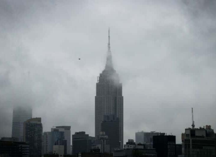Neoyorquinos comienzan a dejar la ciudad tras la crisis que provocó el Covid-19