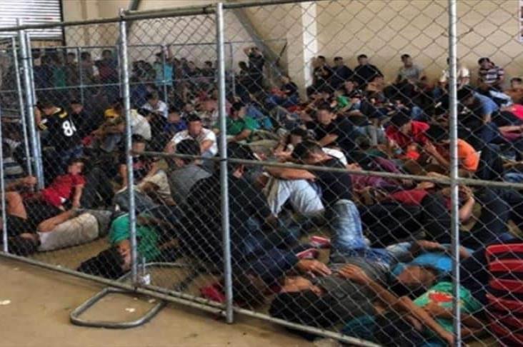 Dan positivo a Covid-19 930 empleados de centros de detención de inmigrantes