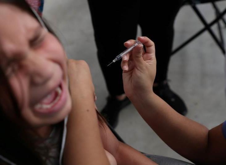 OMS y UNICEF advierten sobre descenso en vacunación