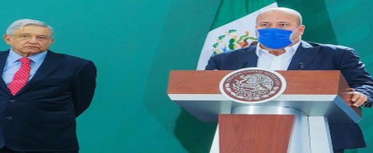 No está solo, dice AMLO a Alfaro ante amenazas del Cártel Jalisco