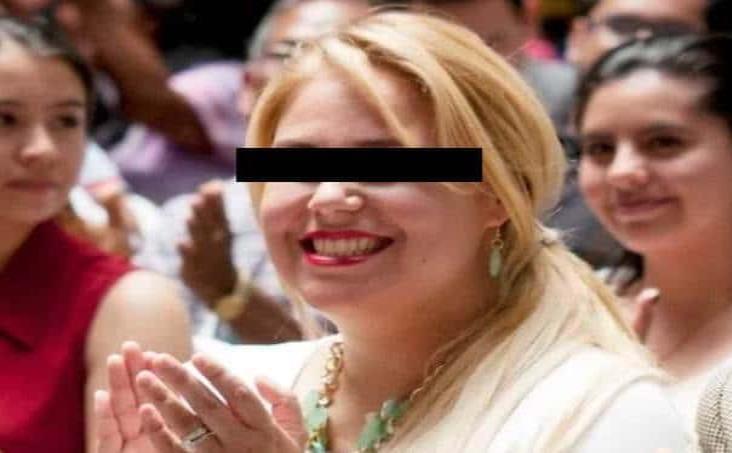 Dictan prisión preventiva a operadora de Ana Gabriela Guevara
