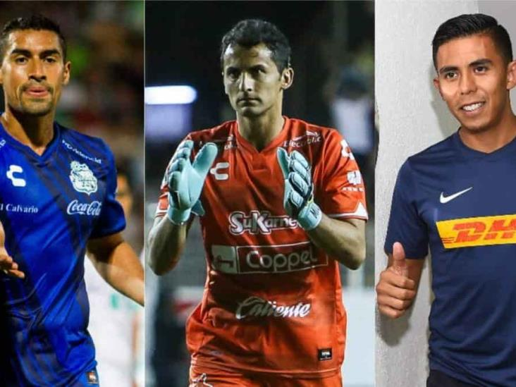 Los ex Liga MX buscan lugar en LBM