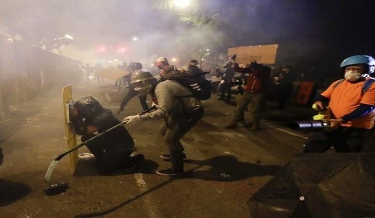 """Alerta ONU de uso """"desproporcionado"""" de la fuerza en protestas de EU"""