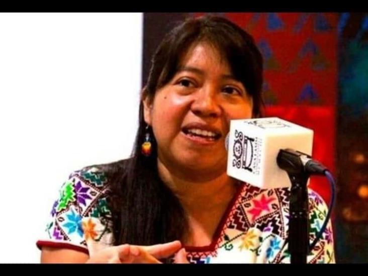 Frente de mujeres indígenas dialogan con Sánchez Cordero