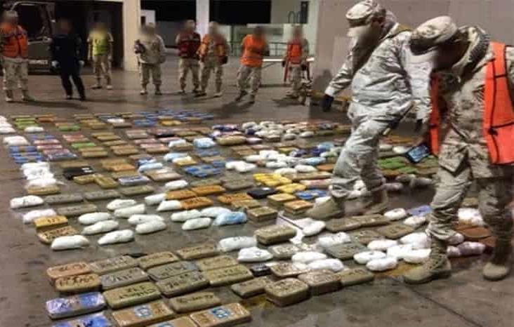 Veracruz, estratégico para tráfico de fentanilo a EU